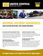 National Account Line Card